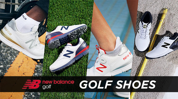 new balance golf FOOTWEAR